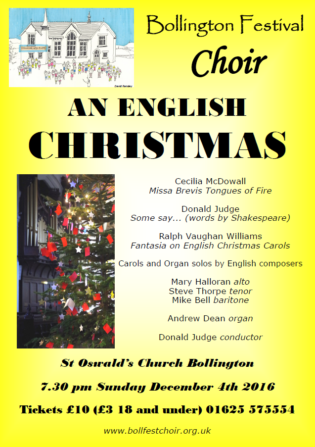Christmas Concert at St Oswald's